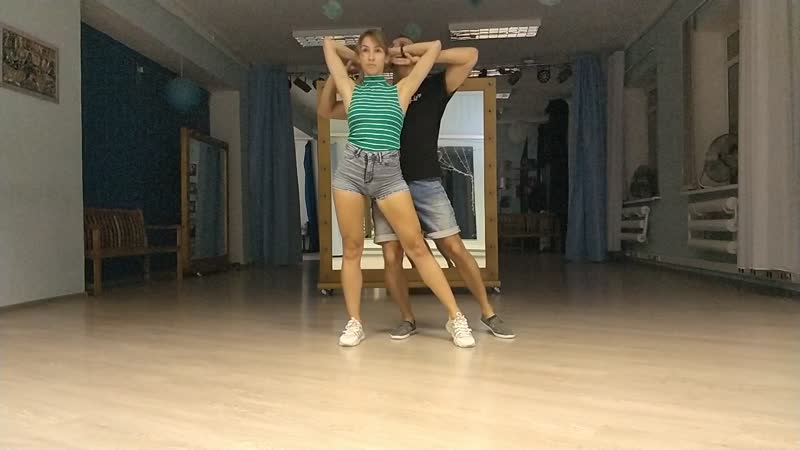 Денис Новиков и Анастасия Павленко | Импровизация Бачата Sensual | DANCE and LIVE | Самара