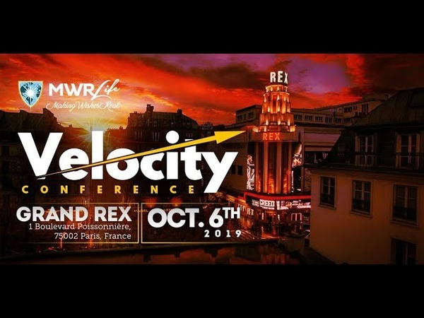 MWR Life Velocity Conference