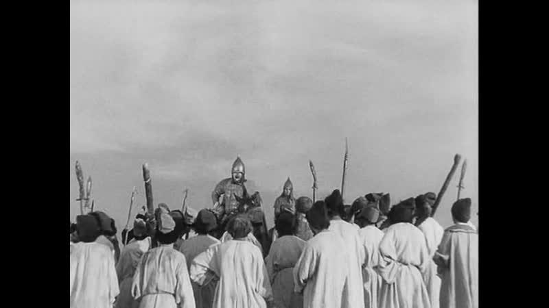 С.С. Прокофьев - «Вставайте, люди русские», кантата Александр Невский, часть 4.