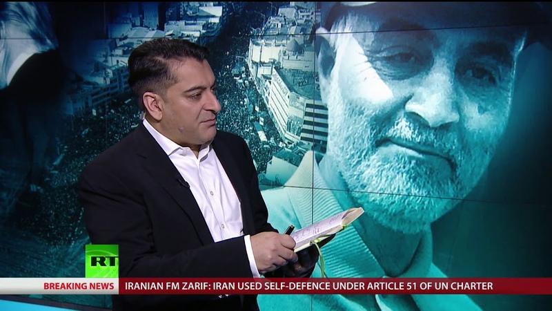 IRAQI FURY OVER ASSASSINATION OF IRAN'S SOLEIMANI PMF DEPUTY HEAD AL MUHANDIS GOING UNDERGROUND