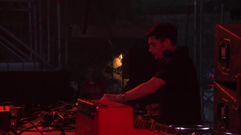 Dax J - live at Exit Festival @ mts Dance Arena (Full Show)