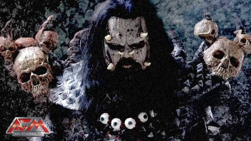 LORDI - Your Tongue's Got The Cat (2018) Official Lyric Video AFM Records