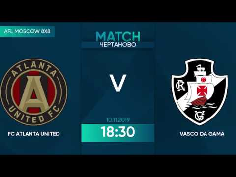 AFL19. America. Primera. Day 21. FC Atlanta United - Vasco Da Gama
