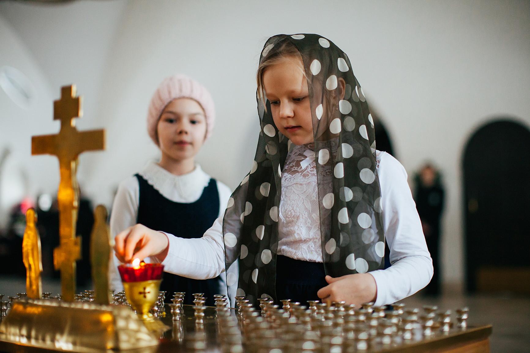 Варницкая обитель за праздничными богослужениями почтила память родителей игумена земли Русской – преподобных Кирилла и Марии, изображение №4