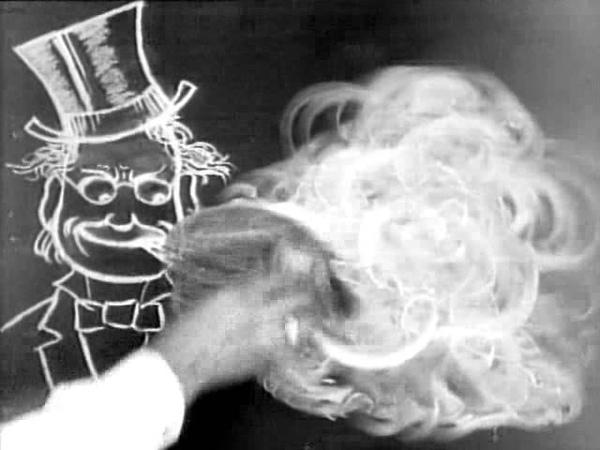 Комические фазы смешных лиц / Humorous Phases of Funny Faces 1906