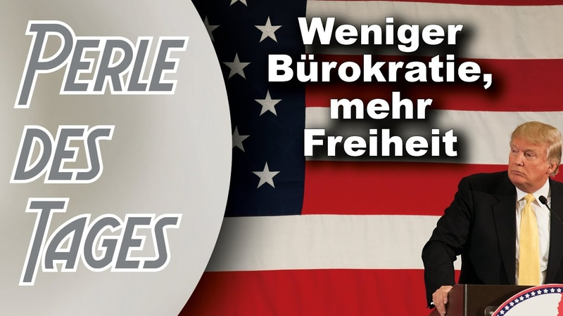 Warum Deutschland Donald Trump folgen sollte Perle 363