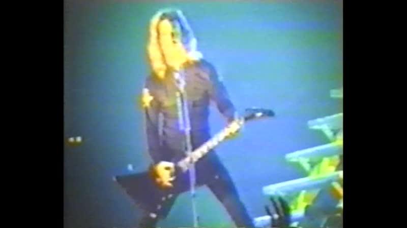 Metallica - Vienna, Austria, 20.11.1992 [Metallifreak, Het2006 Upgrade Version] (Part 1)