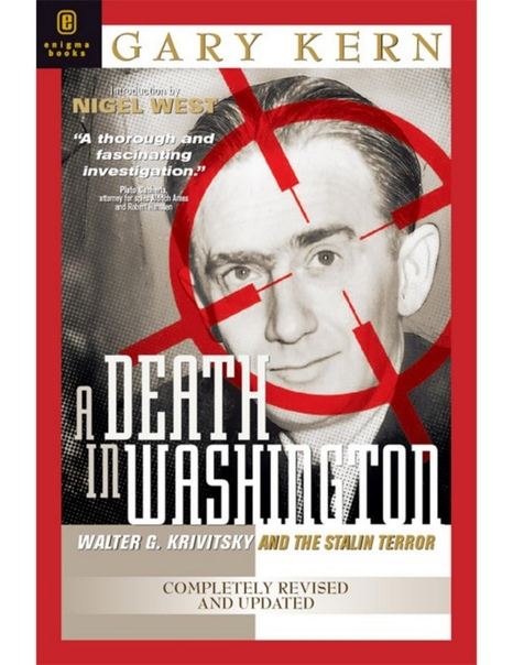 A Death in Washington-Walter G