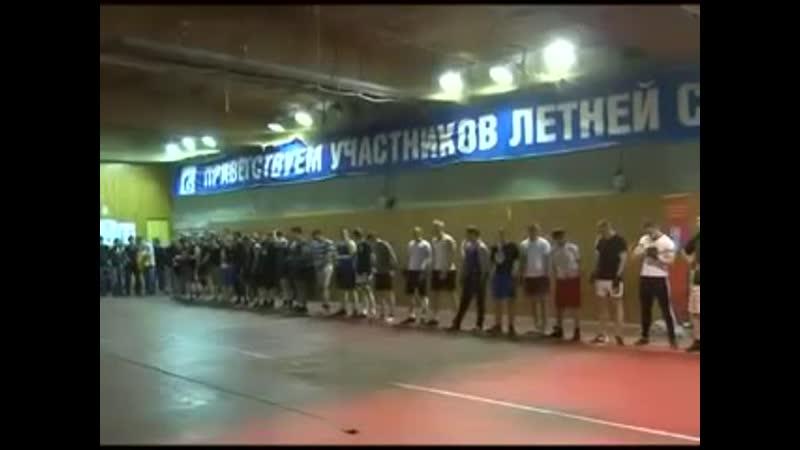 СПК Белогор - СтудLife 66 - ТУРНИР «РУССКАЯ СТЕНКА» посвященный Дню Космонавтики(1)