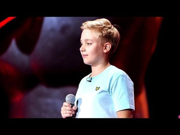 """Kamil Marszał """"Powiedz Mi To W Twarz"""" The Voice Kids Poland 3 CAŁOŚĆ"""