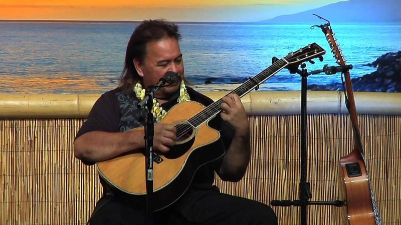 Pua A Ala @SlackKeyShow Sonny Lim Hawaiian Slack Key Master