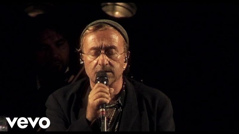 Lucio Dalla Caruso Video Live