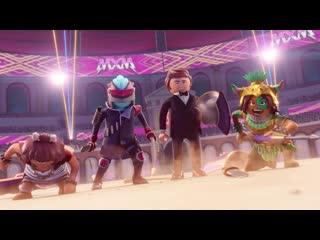 Playmobil фильм через вселенные русский трейлер