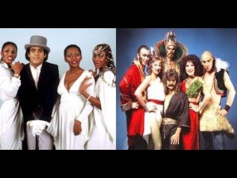Disco Dance 70's III Nos tempos da Discoteca com Boney M La Bionda Dschinghis Khan