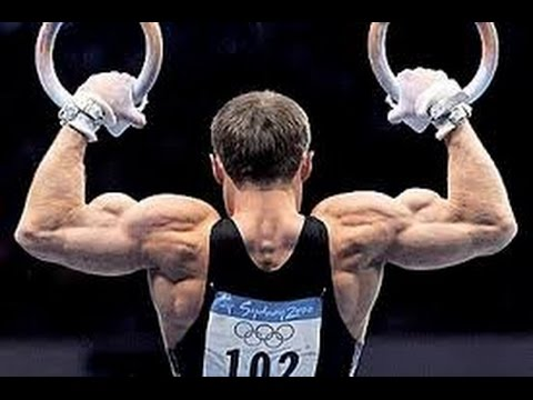 Тренировка юных спортсменов по спортивной гимнастике города Нальчик