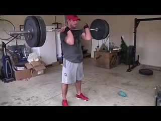 CrossFit - Days in the Life of Rich Froning / Дни из жизни Рича Фронинга Кроссфит