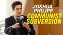 On Marxism in America the Communist China Threat Unconventional Warfare Hong Kong Joshua Philipp