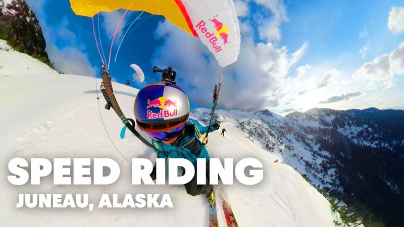 Alaska Speed Riding with Red Bull Air Force Miles Above 3 0