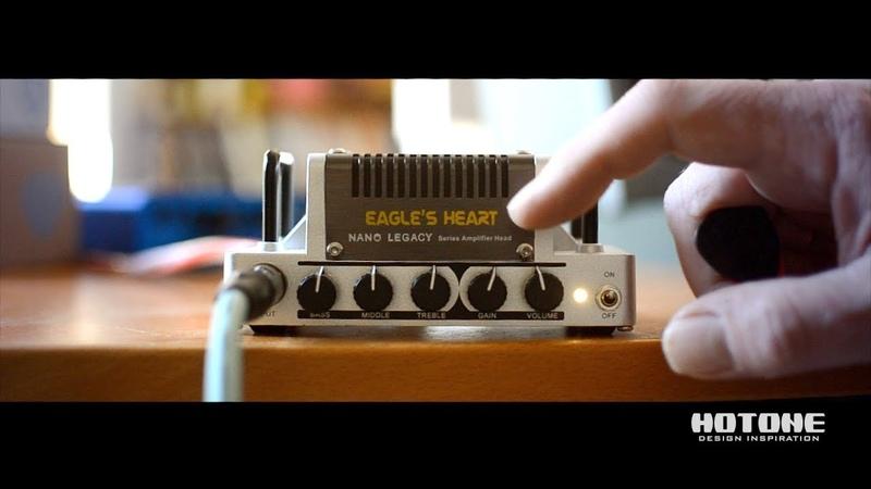 Hotone Nano Legacy Eagle's Heart 5W SS amp