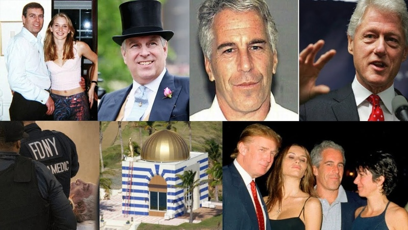 Epstein and the World Wide Pedophile Club We Call Government