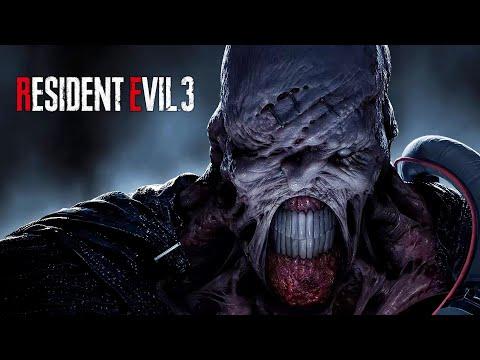 Resident Evil 3 Remake — Немезис | ТРЕЙЛЕР (на русском)