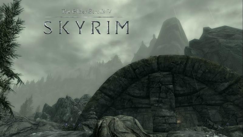 Skyrim TES V Skyrim ➤ Archmage and amulet Архимаг и амулет №78