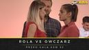 Aleksandra Rola vs Karolina Owczarz - Twarzą w twarz przed galą KSW 52