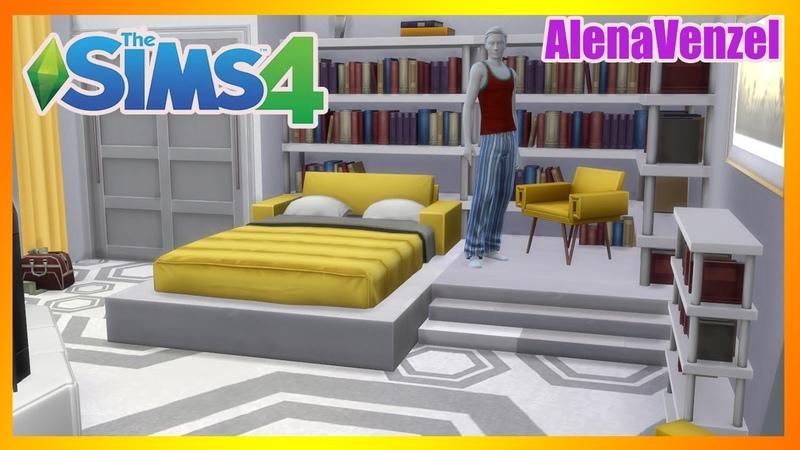 THE SIMS 4: Подиумы в интерьере квартир