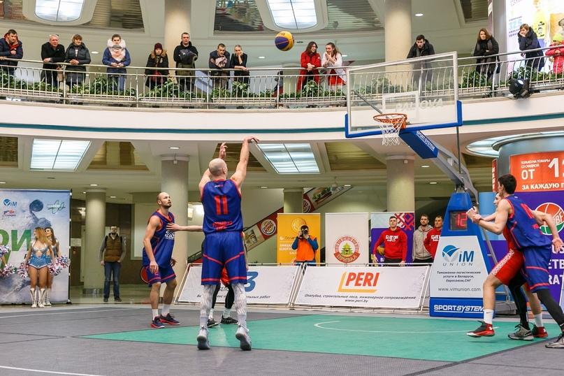 Баскетбол в торговом центре – это реально. В «Столице» пройдет турнир «Palova Snowball2020», изображение №3