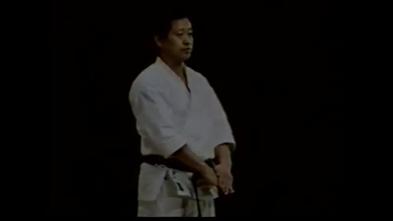 Itosu-ryu Bassai Dai