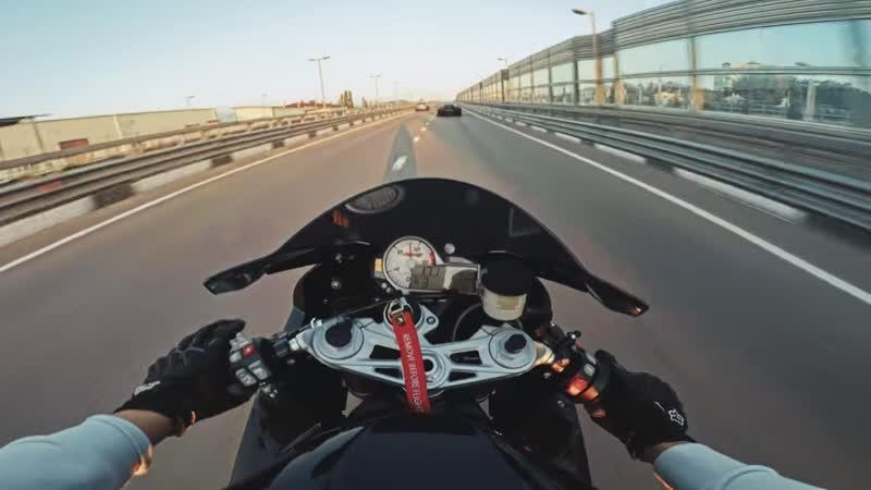 [Vlad1000RR] ЛИТРОВЫЙ МОТОЦИКЛ BMW против LAMBORGHINI AVENTADOR - Тачка за 30 МЛН РУБ надрала зад СПОРТБАЙКУ