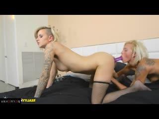 Blake Carter & Pressley Carter [ Toys &  Lesbians / Games, Finger, Licking ass, Dildo and vibrator, Cunnilingus]