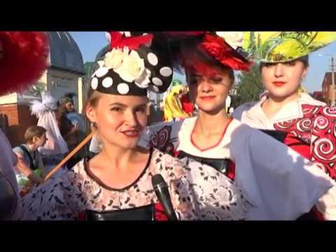 2 ой день фестиваля шляп Поля мира 2018 . Конкурс показ национальных образов в ДК Победа