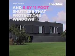 Дом на случай зомби апокалипсиса