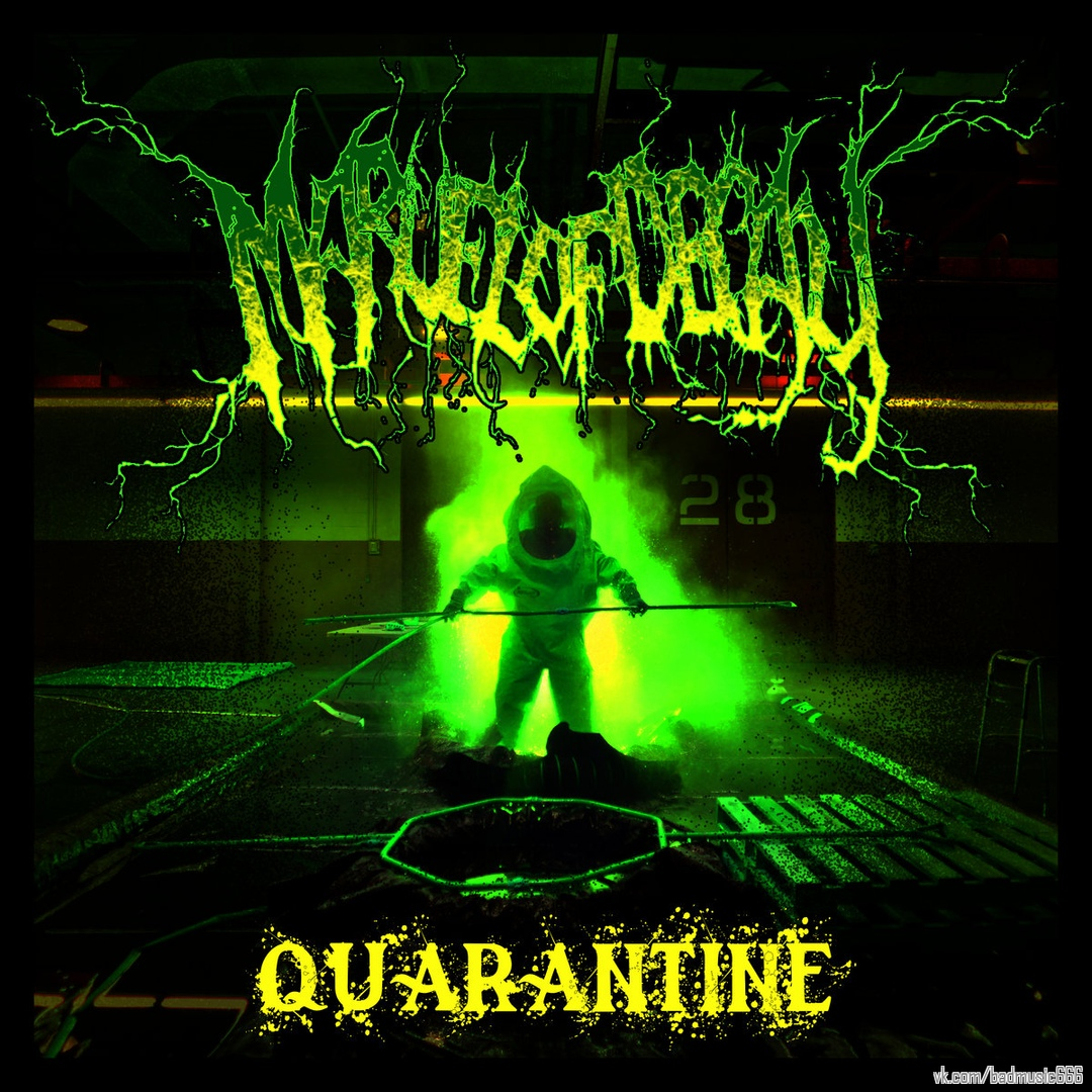 Marvel of Decay - Quarantine [EP]