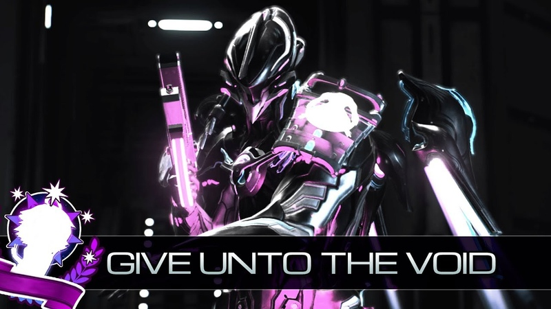 Give Unto The Void Warframe Music made entirely from in game audio