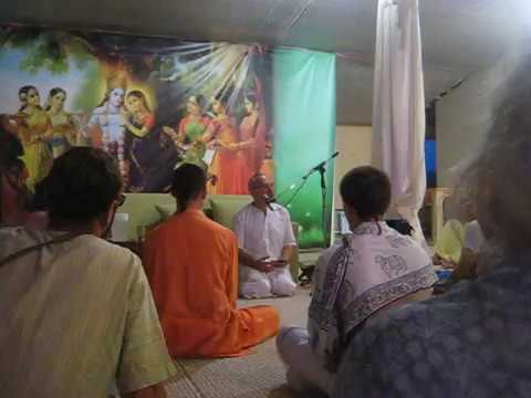 Настройка на джапу(молитва) от Е.М.Аударья Дхама прабху(часть2)***Реализации О.Г.Торсунова***
