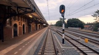 First time: Eindhoven - Weert CABVIEW HOLLAND FLIRT 6jun 2020