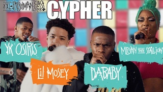 DaBaby, Megan Thee Stallion, YK Osiris & Lil Mosey  2019 XXL Freshman Cypher