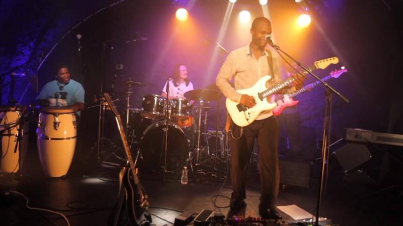 Tambour Fighting LIVE (Guest Drum: Damien Schmitt)
