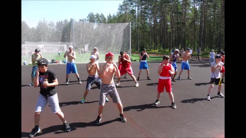 Школа бокса - подготовка к служению Отечеству. От СШОР Комета к Кремлёвскому полку!