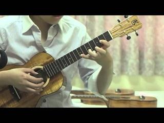 Hallelujah - Jake Shimabukuro Version (Tenor Ukulele)