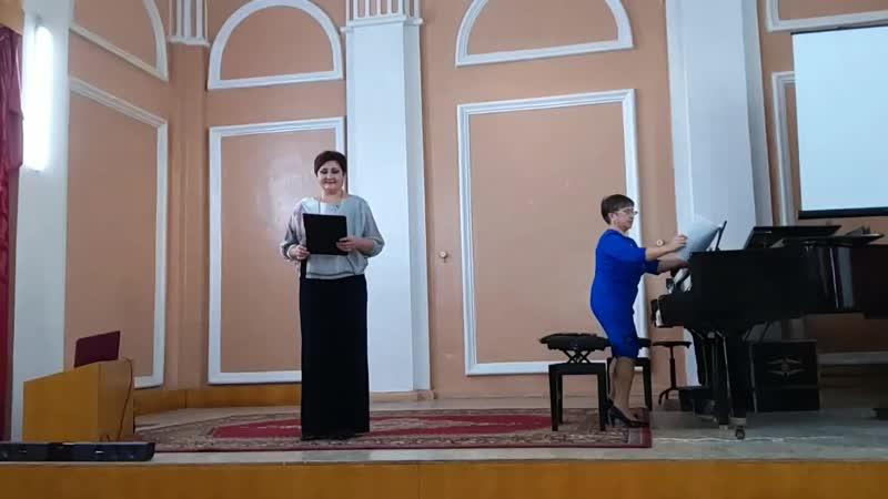Песня Была любовь, но не было любви. Слова А.Юдина, музыка О.Назаровой. 16.11.19.