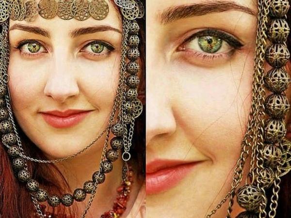 за 8 000 лет у армянских девушек не изменился днк - это шок для ученых и радость для армян