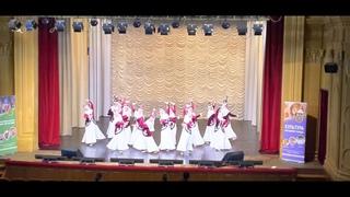 """""""Мелодия степи"""" казахский танец. Ансамбль народного танца """"Берегиня"""" на межрегиональном конкурсе."""