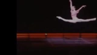 "Sylvie Guillem ""Sublime Béjart"" Béjart ballet shows off her legs, extension, arches. iMovie Made."