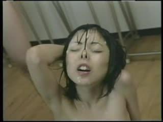 DMC-07 Schoolgirl as a Cum Stool Part.2 Anna Kuramoto [erzsebet®]