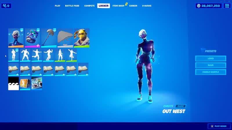 Skin Galaxy + Dance TikTok !