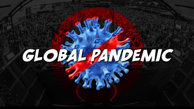 Etawdex - Global Pandemic (Hardstyle) | Official Music Video