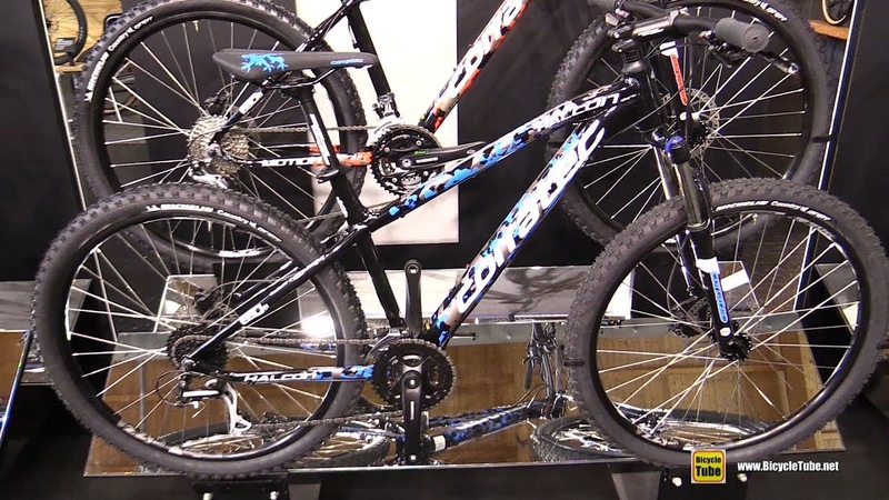 2020 Corratec Halcon Mountain Bike Walkaround 2019 Eurobike